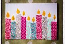 Geburtstag basteln