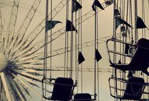 Photography: Amusements Parks /  For the Kid in All of Us / by Begüm