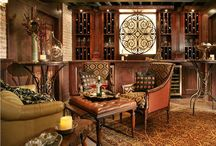 Man Caves / Man Caves, media rooms, game rooms, bar rooms. We've got it all.