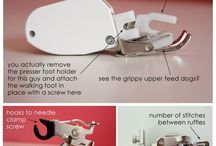 Machine feet