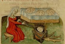 Medeltida bröd