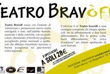 Bravòff Edizione 0 - ottobre/dicembre 2013 / Edizione 0 della Rassegna Teatro Bravòff