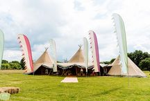 2 Giant Hat Tipis with Kungsornen