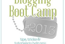 Blogging info / by Laura Knox