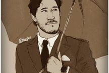 Markiplier and friend's