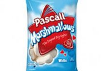 Marshmallows / Check out the range of #Marshmallow products we have available to buy online at Moo-Lolly-Bar - http://ow.ly/Z63IG