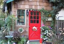 Garden Sheds / by Kelly Allison
