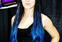 WWE Paige fan
