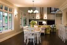 Dining Rooms / by Jessica Ayscue