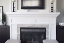 Fireplace reno