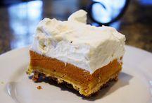 desserts / by Jodie Hennigar