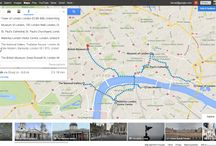 Google Maps / by Brian Clements