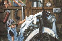 Inspiracje motocyklowe