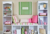 Little girl bedrooms