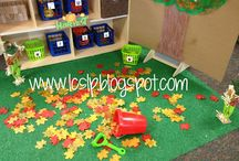 Fall learning centers