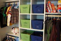 organize / by Jessica Gardner