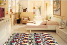 Handmade Textured Sari Silk Rugs UK / Buy Our collection of Handmade sari silk area rugs and Recycled Sari Silk Carpet At Rugsville UK
