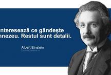 ALBERT EINSTEIN / All my admiration