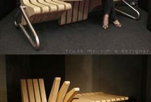 Formgivning möbler