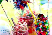 I Love Candy-Candy Table