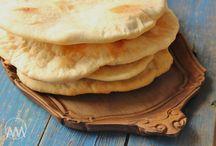 arabský chlieb PITA