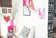 Art Gallery Ideas / by Jillian Zepeda
