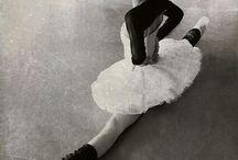 Little Ballerina * / um álbum criado para demonstrar a admiração pelo Ballet