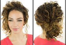 Hair tentacles / Hair styles for me / by Kristie Ryf
