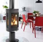 Gas Fireplaces & Gas Stoves / Modern, efficient, and elegant gas fireplaces, gas fireplace inserts, and gas stoves.