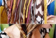 Hair / by Athena Nehez