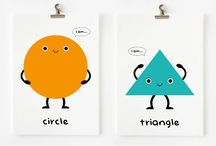 shapes / Early childhood education activity ideas to try with shapes! Find more resources and ideas at www.teachertalk.org.nz #earlychildhoodeducation #resources #shapes #teachertalk