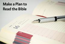 Growing in Faith / A collection of Bible reading plans.