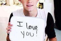 My Niall <3