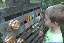 KIDS PLAY IDEAS/ DIY