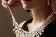 Diamonds and pearls / by Carmen Elena