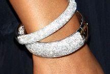 A girl's best friend: Diamonds!