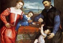 Artworks in paintings / Műalkotások festményeken