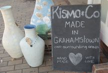 Arts and Crafts / Arts and crafts in Grahamstown, Eastern Cape, South Africa
