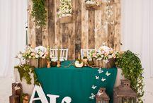 свадьба фотозона