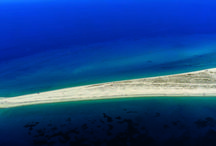 Beaches in Halkidiki / Pine trees to the water's edge, white sand, beautiful bays, crystal-clear water, hidden coves. Halkidiki's counts more than 1.000 different beaches!