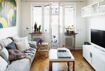 HOME INSPI / Salon