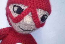 Caro.amigurumis / Cuando pequeña mi sueño era hacer juguetes...para otros niños...ahora mi sueño se hace realidad...