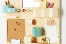 Organize / by Katie Daniel