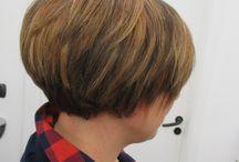 Degradè Joelle capelli corti