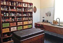 Interiors - Upcycled Kitchens