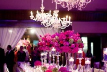 Eggplant a Kiss Wedding Inspiration / by CHROMATICgallerie