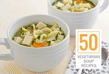 Food - Vegetarian / by Sara Kendrick