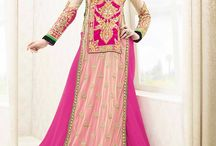 Contemporary Lehenga Cholis / Most desired festive attire now with intricate designs & embelishments. Vivid color lehenga cholis in contemporary style. All lehenga choli collection now available at www.cbazaar.com