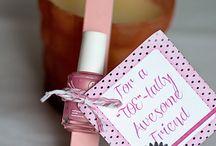 nápady na dárečky
