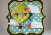 Cards and Miscellaneous Papercrafting / by Cindy Dooley